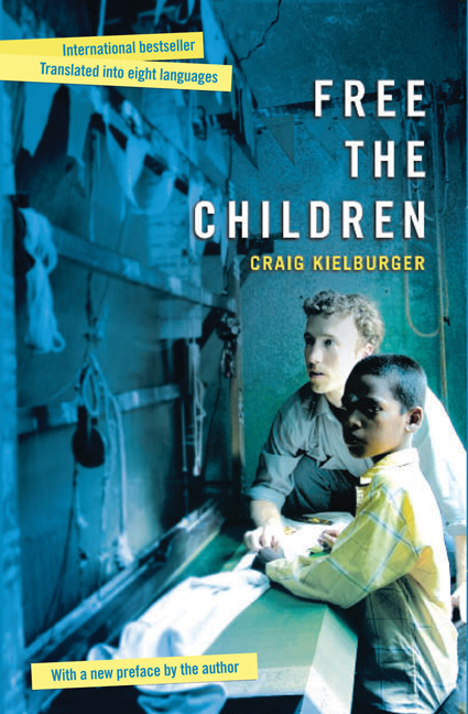 a description of child labor a real problem in todays society and how craig kielburger dedicate his
