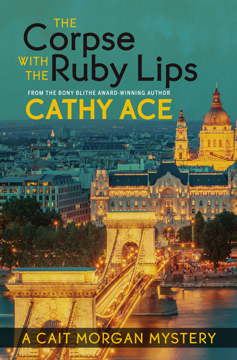 The Corpse With The Ruby Lips Touchwood Editions